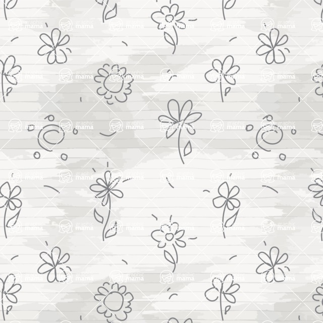 Seamless Pattern Designs Mega Bundle - Paper Pattern 21