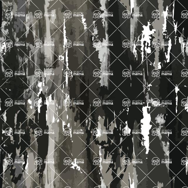 Seamless Pattern Designs Mega Bundle - Grunge Pattern 2