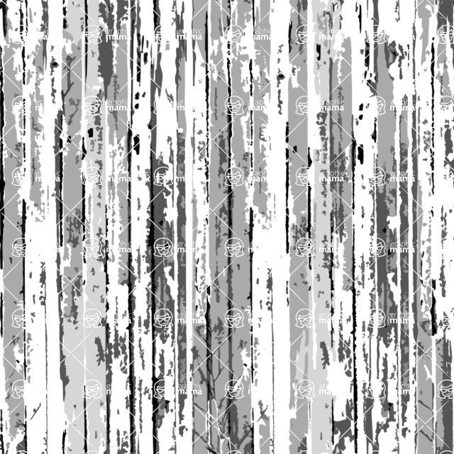 Seamless Pattern Designs Mega Bundle - Grunge Pattern 15