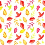 Seamless Pattern Designs Mega Bundle - Watercolor Pattern 13