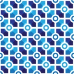 Seamless Pattern Designs Mega Bundle - Geometric Pattern 51