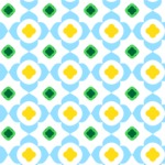Seamless Pattern Designs Mega Bundle - Geometric Pattern 80