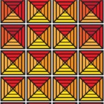 Seamless Pattern Designs Mega Bundle - Geometric Pattern 93