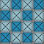 Seamless Pattern Designs Mega Bundle - Geometric Pattern 141