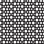 Seamless Pattern Designs Mega Bundle - Polka Dot Pattern 8