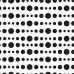 Seamless Pattern Designs Mega Bundle - Polka Dot Pattern 9