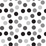 Seamless Pattern Designs Mega Bundle - Polka Dot Pattern 11