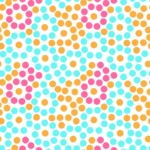 Seamless Pattern Designs Mega Bundle - Polka Dot Pattern 31