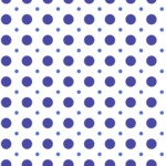 Seamless Pattern Designs Mega Bundle - Polka Dot Pattern 34
