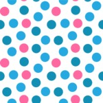 Seamless Pattern Designs Mega Bundle - Polka Dot Pattern 35