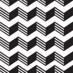 Seamless Pattern Designs Mega Bundle - Chevron Pattern 3