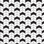 Seamless Pattern Designs Mega Bundle - Chevron Pattern 10