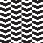 Seamless Pattern Designs Mega Bundle - Chevron Pattern 11