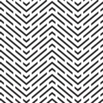 Seamless Pattern Designs Mega Bundle - Chevron Pattern 12