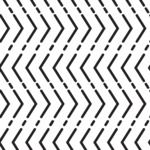 Seamless Pattern Designs Mega Bundle - Chevron Pattern 16