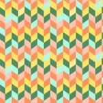 Seamless Pattern Designs Mega Bundle - Chevron Pattern 25