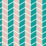 Seamless Pattern Designs Mega Bundle - Chevron Pattern 32
