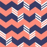 Seamless Pattern Designs Mega Bundle - Chevron Pattern 33