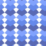 Seamless Pattern Designs Mega Bundle - Chevron Pattern 34