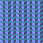 Seamless Pattern Designs Mega Bundle - Chevron Pattern 36