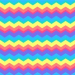 Seamless Pattern Designs Mega Bundle - Chevron Pattern 37