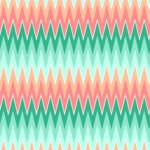 Seamless Pattern Designs Mega Bundle - Chevron Pattern 45
