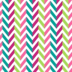 Seamless Pattern Designs Mega Bundle - Chevron Pattern 53