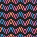 Seamless Pattern Designs Mega Bundle - Chevron Pattern 81