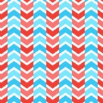 Seamless Pattern Designs Mega Bundle - Chevron Pattern 102