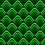 Seamless Pattern Designs Mega Bundle - Chevron Pattern 108