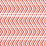 Seamless Pattern Designs Mega Bundle - Chevron Pattern 124