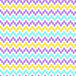 Seamless Pattern Designs Mega Bundle - Chevron Pattern 126