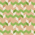 Seamless Pattern Designs Mega Bundle - Chevron Pattern 141