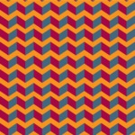 Seamless Pattern Designs Mega Bundle - Chevron Pattern 144