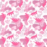 Seamless Pattern Designs Mega Bundle - Memphis Pattern 50