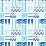 Seamless Pattern Designs Mega Bundle - Memphis Pattern 71