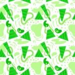 Seamless Pattern Designs Mega Bundle - Memphis Pattern 84