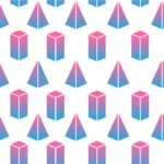 Seamless Pattern Designs Mega Bundle - Memphis Pattern 104