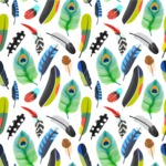 Seamless Pattern Designs Mega Bundle - Animal Pattern 31