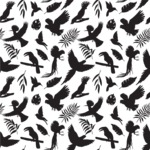 Seamless Pattern Designs Mega Bundle - Animal Pattern 41