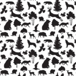 Seamless Pattern Designs Mega Bundle - Animal Pattern 45