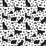 Seamless Pattern Designs Mega Bundle - Animal Pattern 48