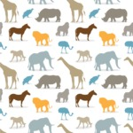 Seamless Pattern Designs Mega Bundle - Animal Pattern 90