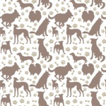 Seamless Pattern Designs Mega Bundle - Animal Pattern 95