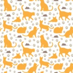 Seamless Pattern Designs Mega Bundle - Animal Pattern 96