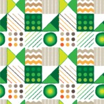 Seamless Pattern Designs Mega Bundle - Hand-drawn Pattern 63