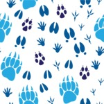 Seamless Pattern Designs Mega Bundle - Animal Pattern 136