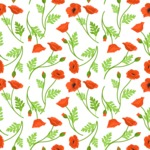 Seamless Pattern Designs Mega Bundle - Flower Pattern 2