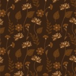 Seamless Pattern Designs Mega Bundle - Flower Pattern 15