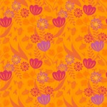 Seamless Pattern Designs Mega Bundle - Flower Pattern 17